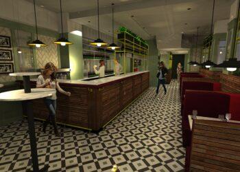 cafe brasserie concept